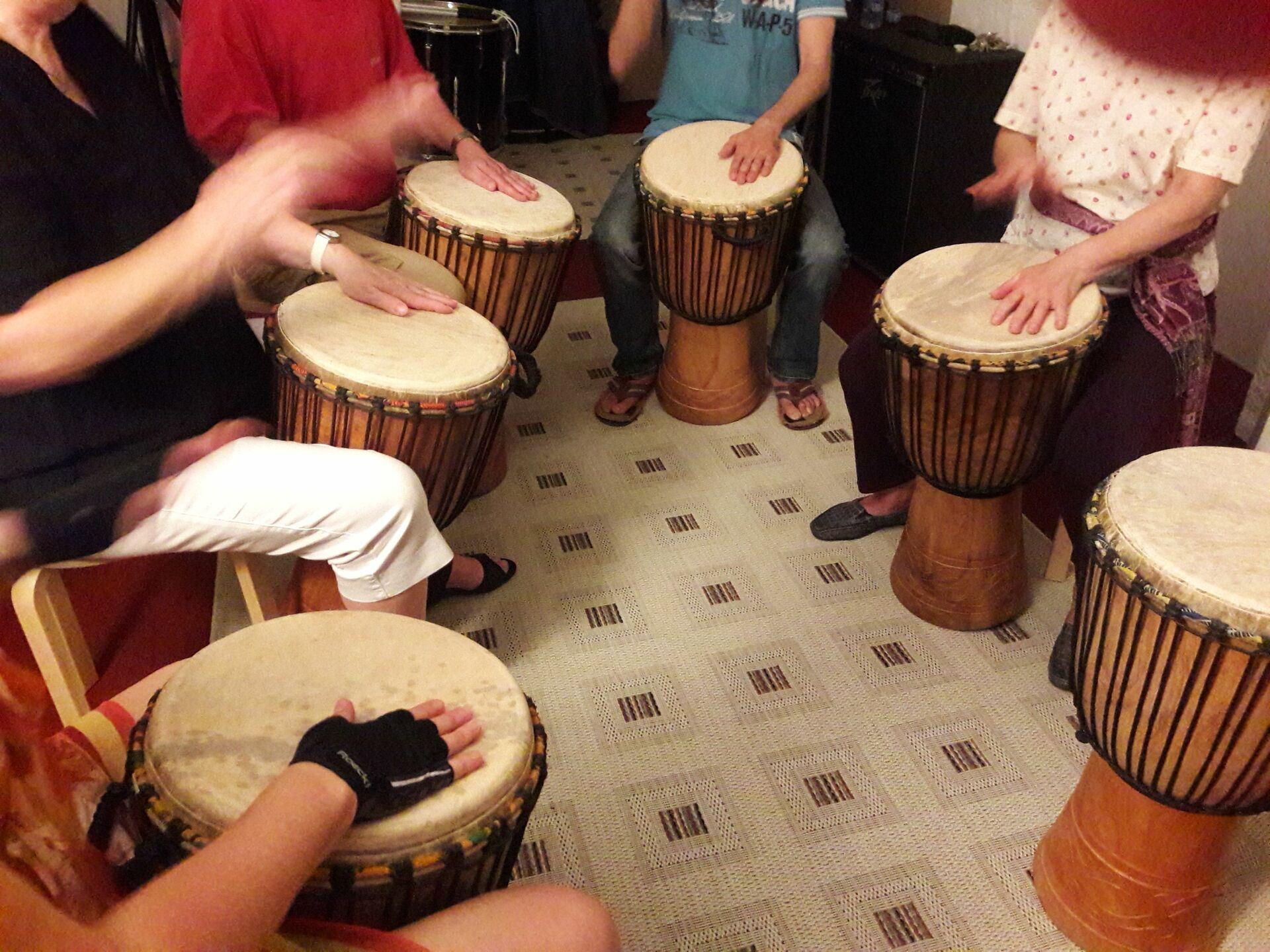 Rhythmisches kennenlernen